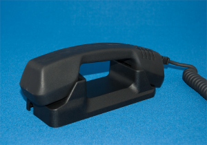 waterproof handset cradle