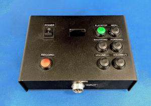 Voice Recorder DV04 Front