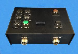 Voice Recorder DV04 Back
