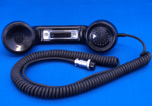 Handset with Belly Switch